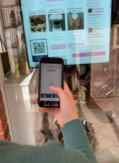 Bedienung via Smartphone