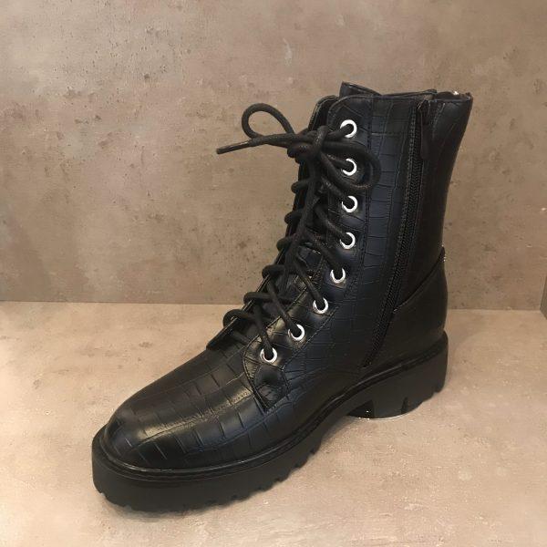 Boots schwarz - Lieblingsstücke Wegberg